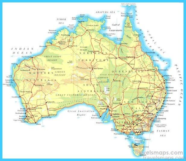 Australia Map Gold Coast.Australia Map Gold Coast Archives Travelsmaps Com