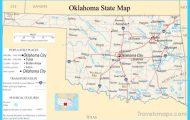 Map of Oklahoma  Oklahoma_0.jpg