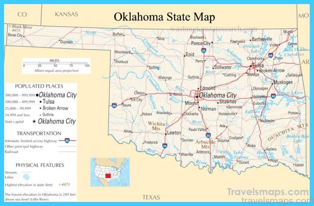 Map of Oklahoma  Oklahoma_0.jpg