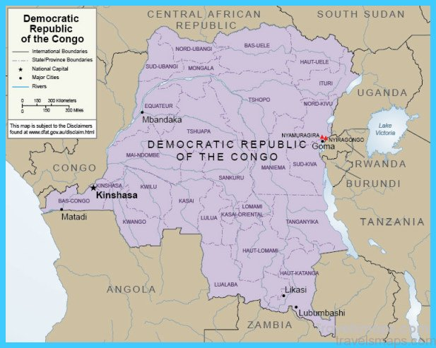 Travel to Congo, Democratic Republic of the