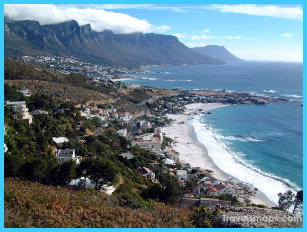 south africa as a tourist destination