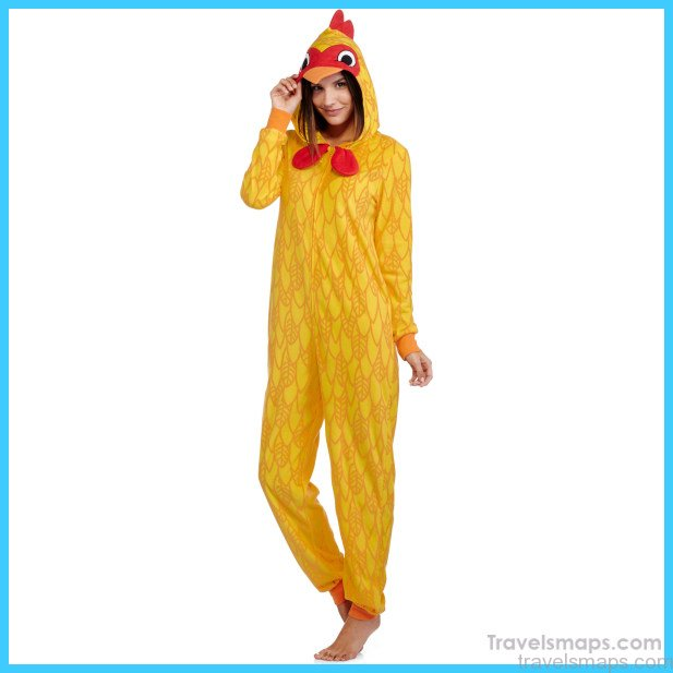 Grab attention with your unique animal onesie this Halloween