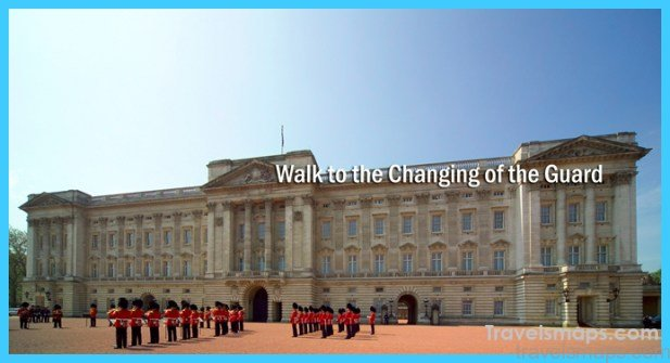 Opt for Budget Hotel Close to Buckingham Palace