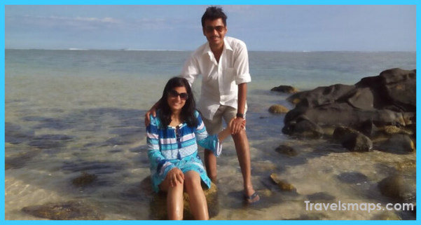 A Honeymoon Trip To Mauritius Well Spent In The Resort