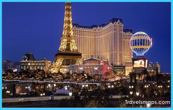 Things you must know before traveling to Las Vegas