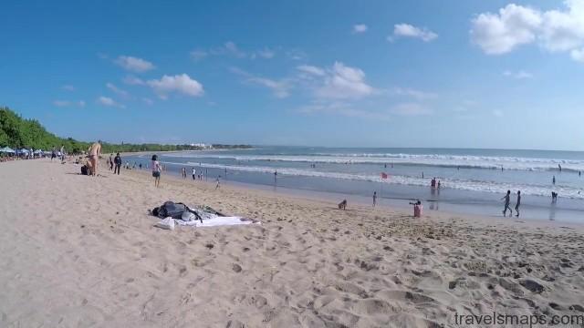 beach day in kuta bali 16