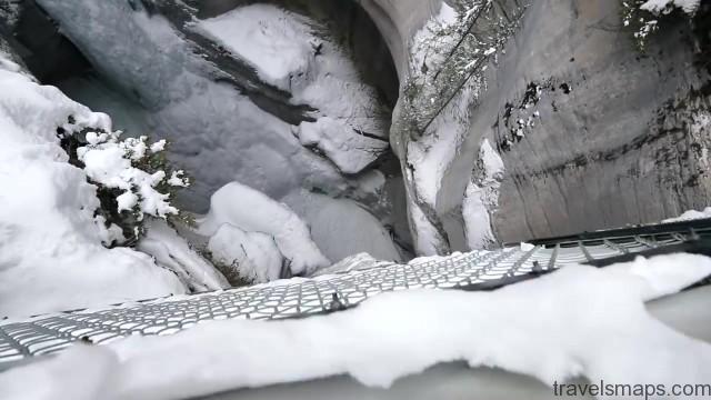 ice climbing frozen waterfall jasper alberta 18