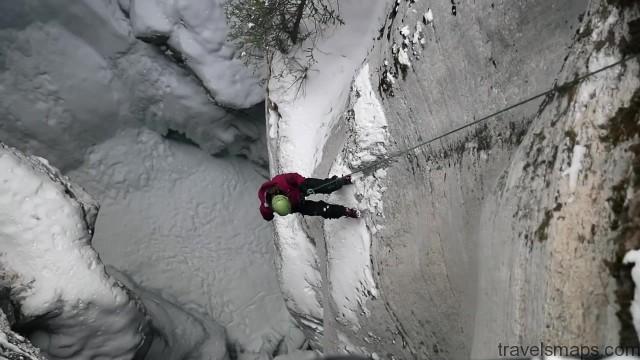 ice climbing frozen waterfall jasper alberta 27