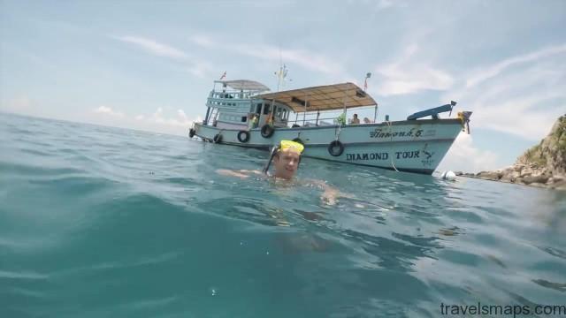 koh tao boat tour tropical freediving 23
