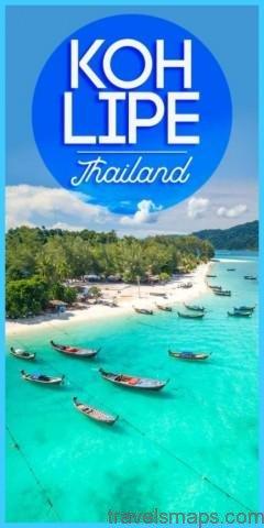 THAILANDS CLEAREST WATER – KOH LIPE