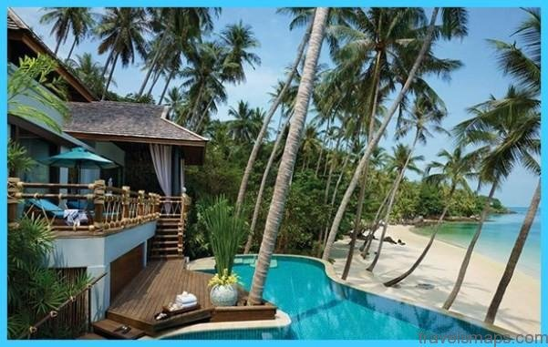 THAILANDS MOST LUXURIOUS RESORT – TROPICAL PARADISE