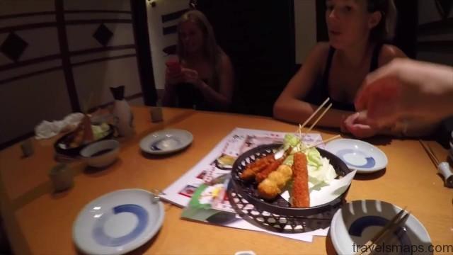 win a fish at the japanese arcade 17