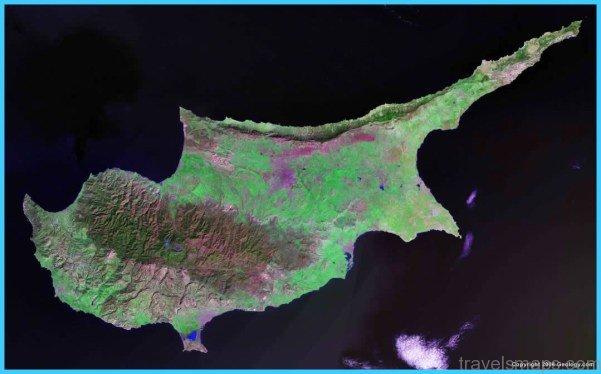 Cyprus Map Google