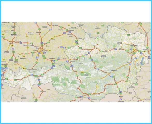 Detailed Map Of Austria With Cities _19.jpg
