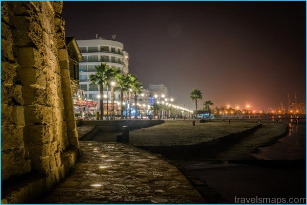 Larnaca City – Local Travel Information and City Guide