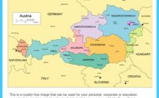 Map Of Austria And Hungary Map Of Germany Austria And Italy_28.jpg