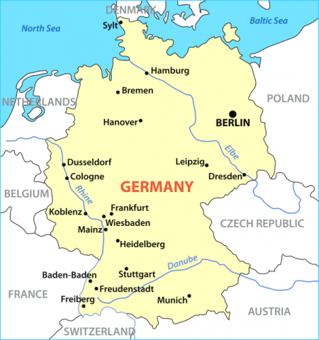 Map Of Germany And Austria With Cities_5.jpg