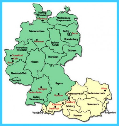 Map Of Germany And Austria With Cities_7.jpg