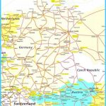 Map Of Germany And Austria With Cities_9.jpg