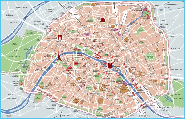 Paris Map With Attractions Paris Map Of Attractions_10.jpg