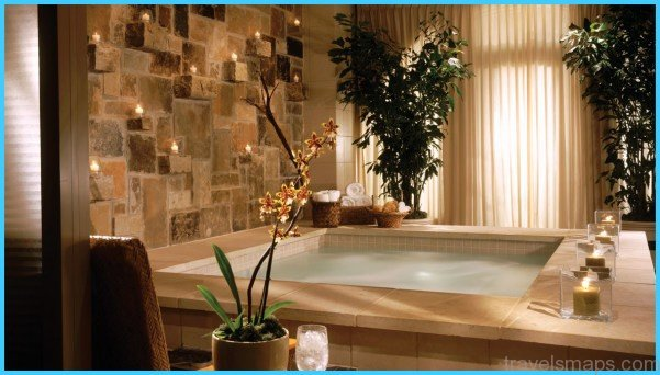 SPAS & WELLNESS TOURISM in USA