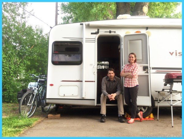 The RV Traveler Lifestyle in USA