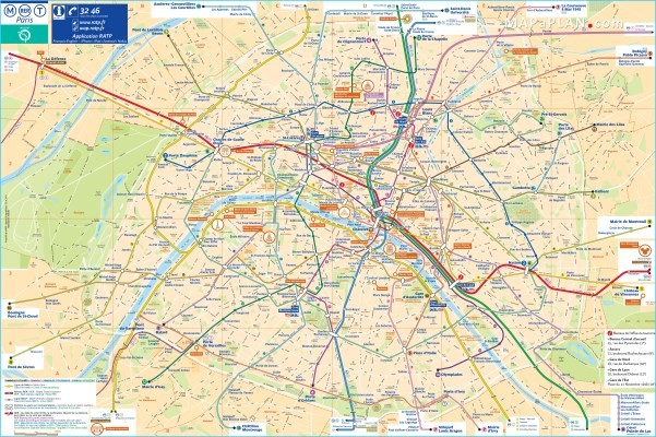 Tourist Map Of Paris Paris Map Tourist_6.jpg