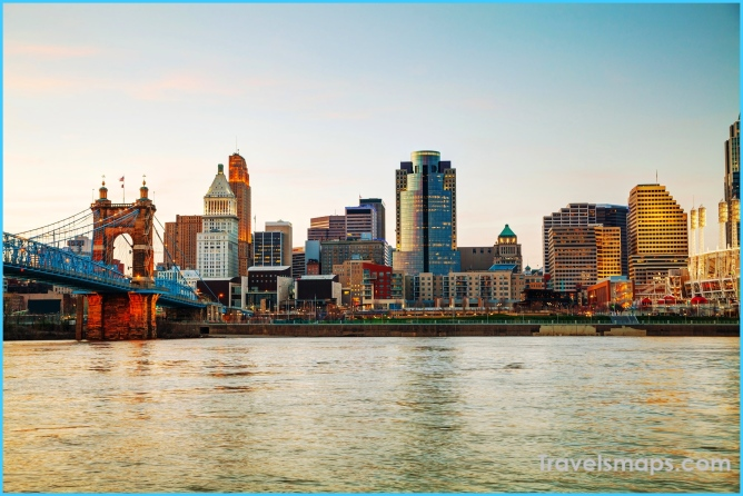 cincinnati ohio places visit downtown night place overview skyline shutterstock usa early ua famous today america date fifth travelsmaps lonely