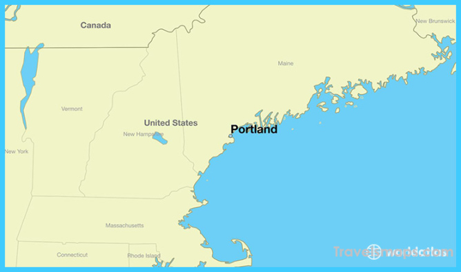Where Is Maine Maine Map Location Travelsmaps Com