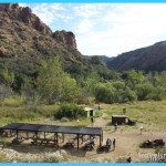MASH set | Malibu Creek State Park