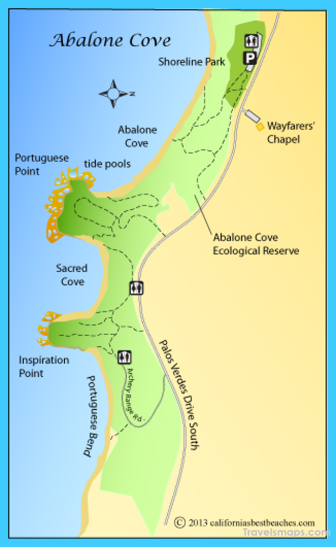 Abalone Cove Beach- California's Best Beaches - mobile