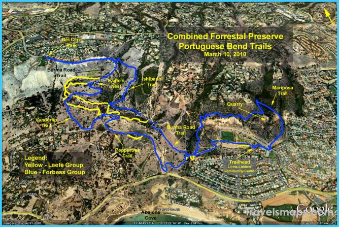 Forrestal Reserve/Portuguese Bend Reserve