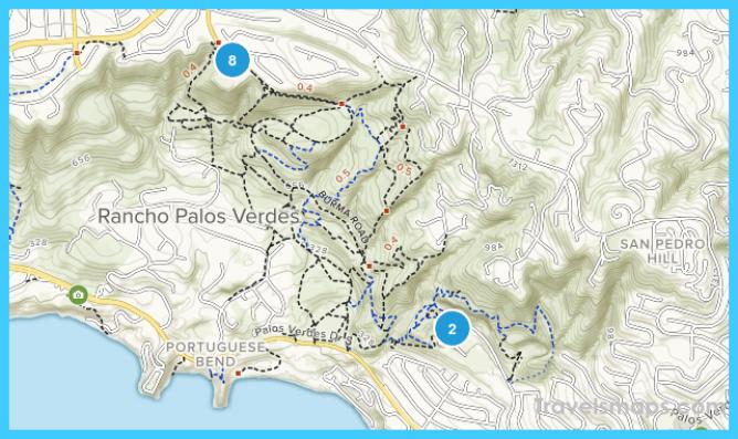 Best Trails in Portuguese Bend Reserve - California   AllTrails