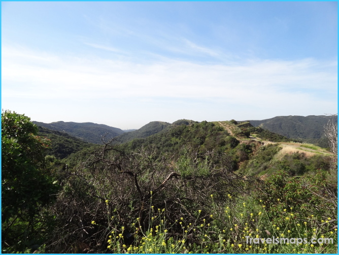 Sullivan Canyon Trail - California | AllTrails