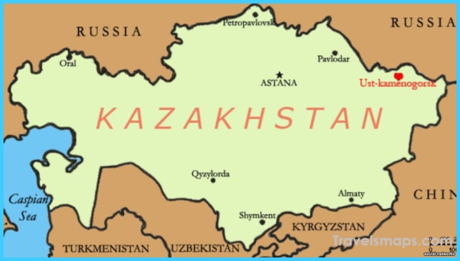 Where is Almaty Kazakhstan? | Almaty Kazakhstan Map | Map of Almaty Kazakhstan