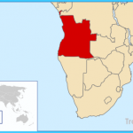 Geography of Angola