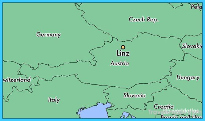 Where is Linz, Austria? / Linz, Upper Austria Map