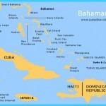 Bahamas Map | Paradise Islands map of the Bahamas