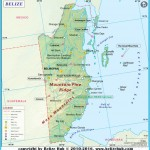 Belize Map | Map of Belize