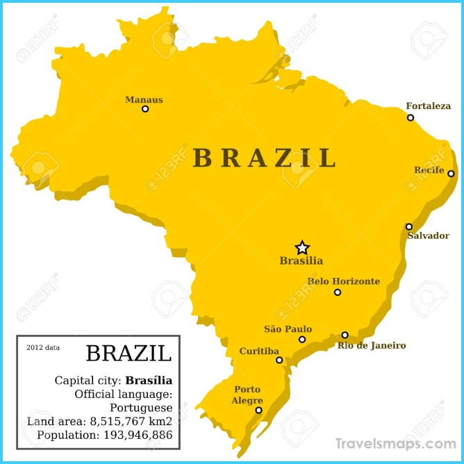 Where Is Brasilia Brazil Brasilia Brazil Map Map Of Brasilia