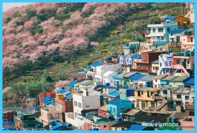 Where is Busan Korea South? | Busan Korea South Map | Map of Busan Korea South