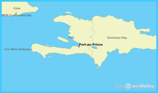 Where is Haiti? / Where is Haiti Located in The World? / Haiti Map