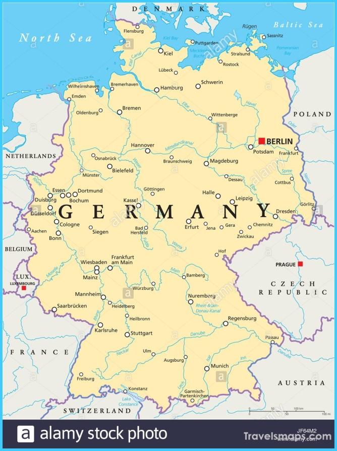 Map Of Germany Hamburg.Where Is Hamburg Germany Hamburg Germany Map Map Of Hamburg