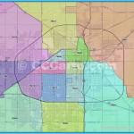 Lubbock, Texas Zip Codes - Lubbock County Zip Code Boundary Map