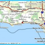 Map Of California Malibu.Where Is Malibu California Malibu California Map Location