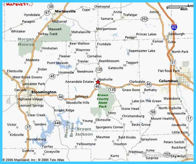 Where Is Nashville Nashville Map Map Of Nashville Travelsmaps