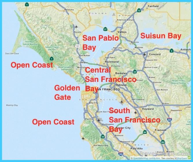 San Francisco Bay Sand and Mud
