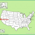 San Francisco Maps | California, U.S. | Maps of San Francisco