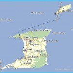 Trinidad & Tobago GPS Map for Garmin