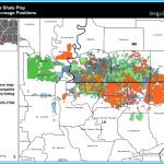 Tuscaloosa Marine Shale (TMS) Map, acreage map, company map